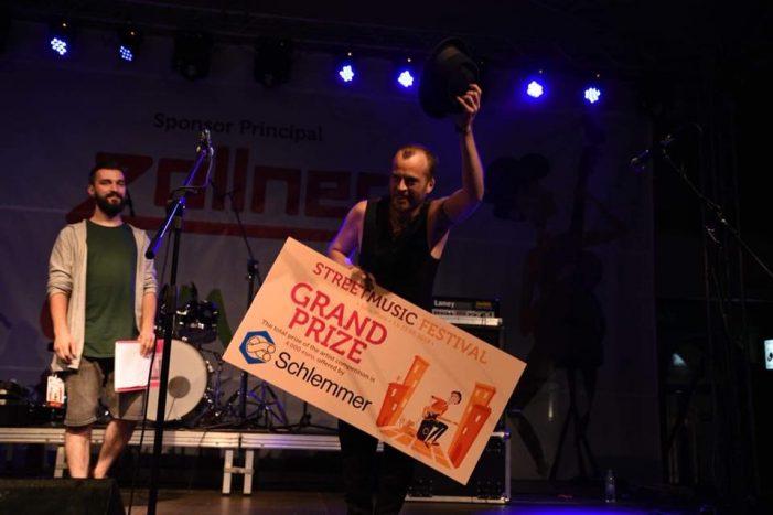 Cine sunt castigatorii Festivalului Muzicii de Strada (Foto)