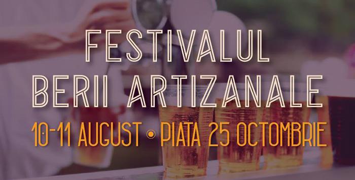 Festivalul Berii Artizanale, in august, la Satu Mare