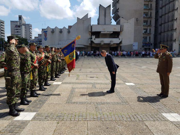 """Ziua Imnului National"", marcata la Satu Mare (Fotogalerie)"