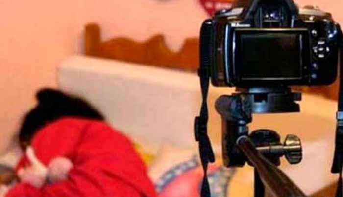 Satmarean, retinut pentru pornografie infantila