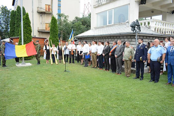 Catarg inaugurat la Carei. Ce spune prefectul Darius Filip (Foto)