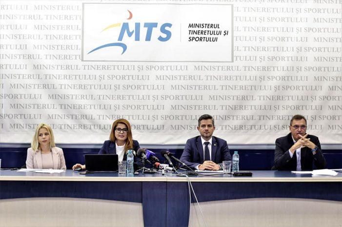 Ministrul Ioana Bran si-a prezentat bilantul (Foto)