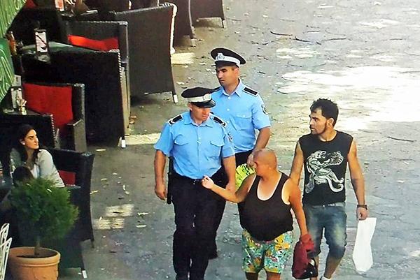 Gizela a iesit de la Psihiatrie … dar a fost ridicata de politisti (Foto)