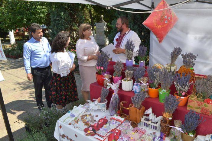 Targ de produse traditionale la Negresti-Oas (Foto)