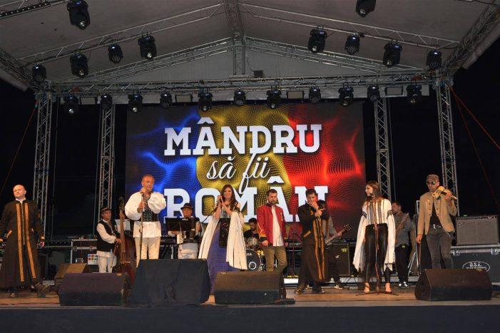 O adevărată lecție de istorie și de patriotism ! Spectacol grandios pentru unitate si pentru Romania (Foto)