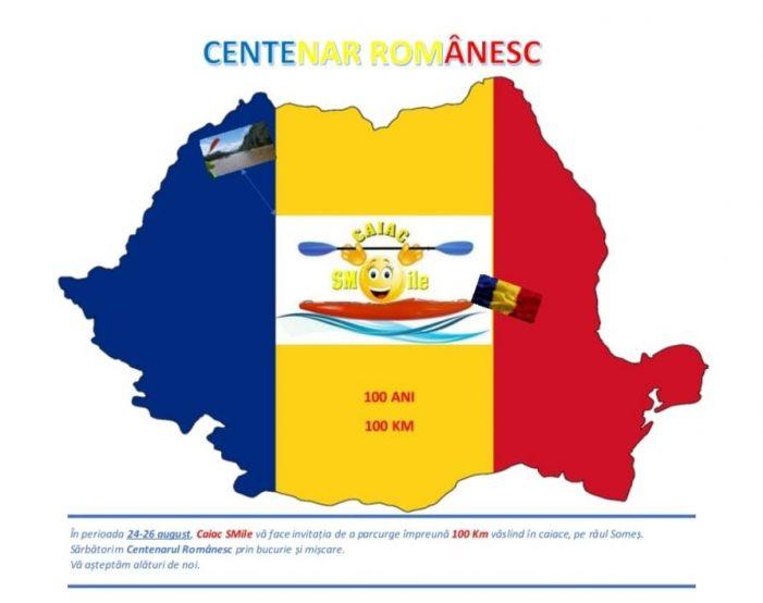 """Caiac SMile: """"Sărbătorim Centenarul Românesc"""""""