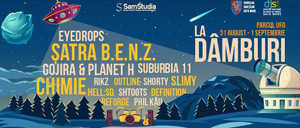 "Festivalul ""La Damburi"", in week-end, la Satu Mare"