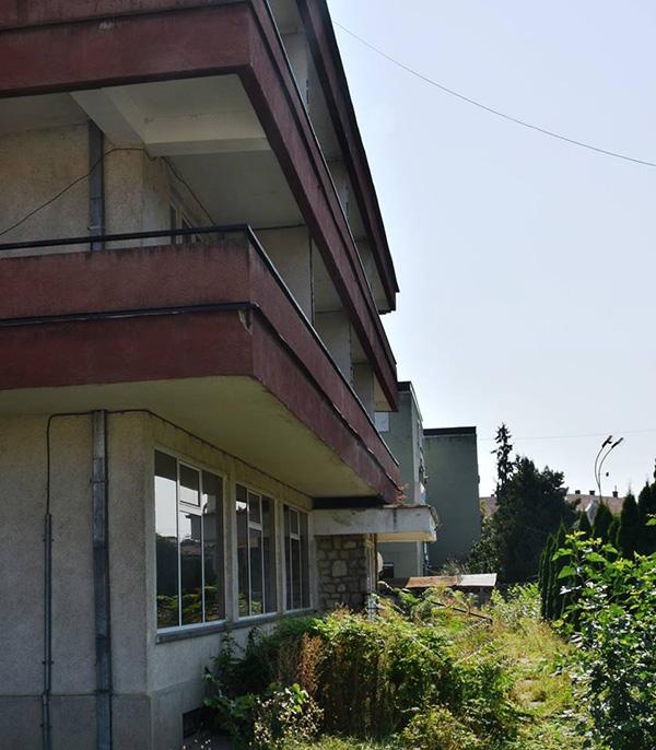 "Hotelul ""Sport"" trece in administrarea Primariei (Foto)"