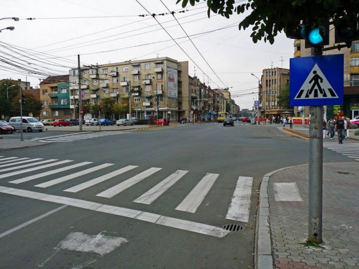 Intersectie importanta din oras, inchisa partial (Foto)