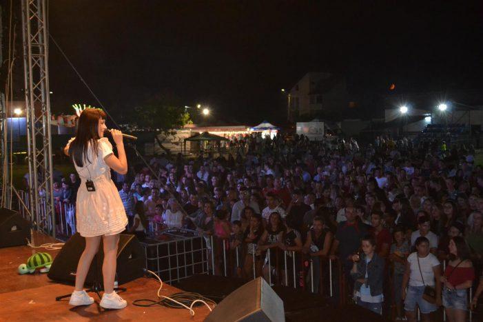 What`s UP și Irina Rimes au incheiat prima seara la Zilele Orasului Negresti-Oas (Foto)