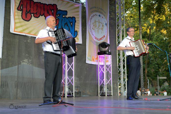 Seara de folclor german la CareiFest (Foto)