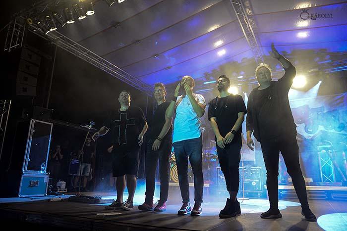 A cincea zi de Festival AugustFest s-a închieiat cu un concert exploziv al formației Voltaj (Foto)