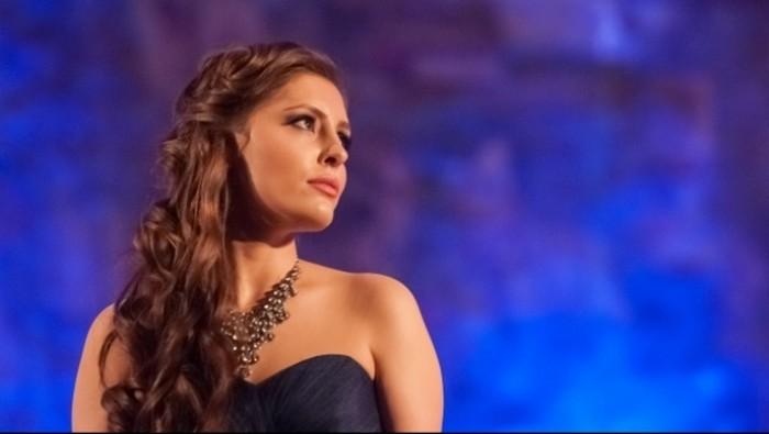 Elena Mîndru & Orchestra Română de Tineret, in concert la Negresti-Oas