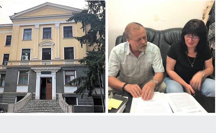 Bloc ANL pentru specialiștii spitalului din Negrești-Oaș