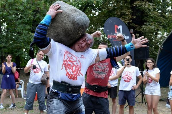 Strongman Carei si-a desemnat castigatorul. Cine este cel mai puternic om (Foto)