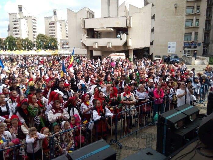 Eveniment grandios la Satu Mare, dedicat Centenarului Marii Uniri (Foto)