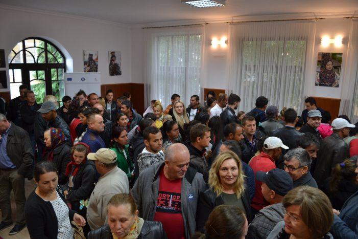 Bursa locurilor de munca la Negresti-Oas. Peste 80 de persoane selectate