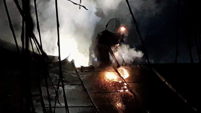 Zeci de incendii din cauza cosului de fum necuratat. Recomandarile pompierilor