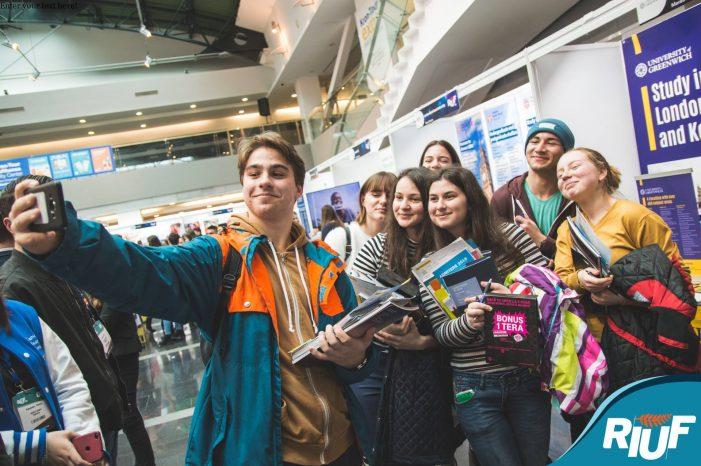 Peste 60 de universități și instituții de învățământ  din Europa şi America vor fi prezente la RIUF Cluj Napoca