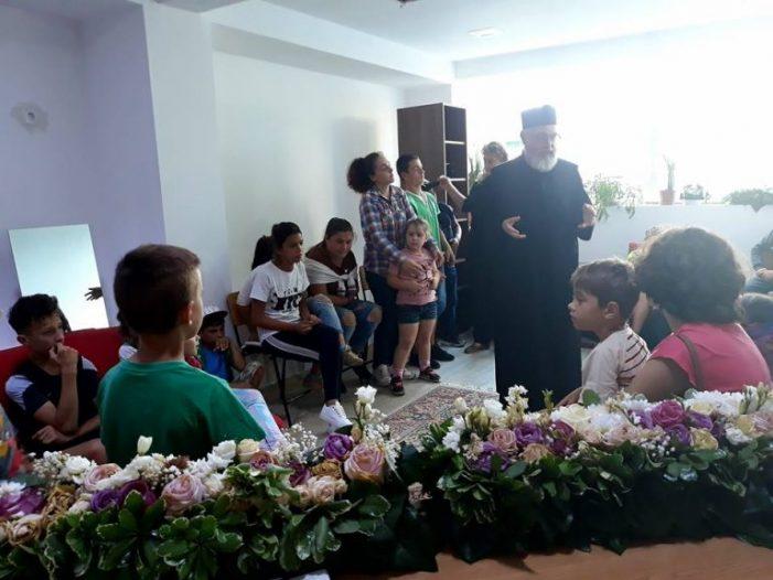 """Zeci de copii beneficiaza de serviciile Centrului de zi """"Sfanta Tatiana"""". Se cauta voluntari"""