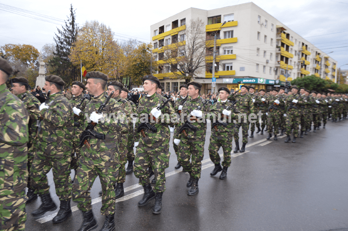 """Programul manifestărilor dedicate """"Zilei Armatei Române"""""""