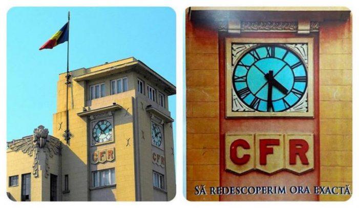 CFR Calatori trece la ora de iarna