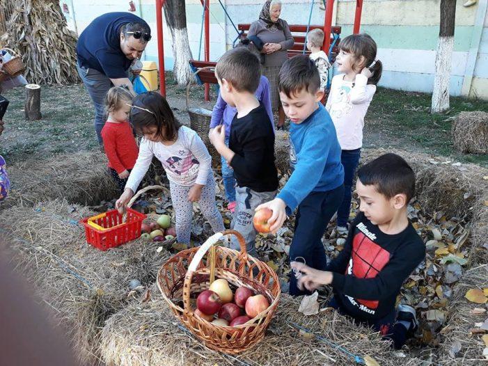 Sărbătoarea recoltei la Grădinița cu Program Prelungit nr. 9 Satu Mare (Foto)