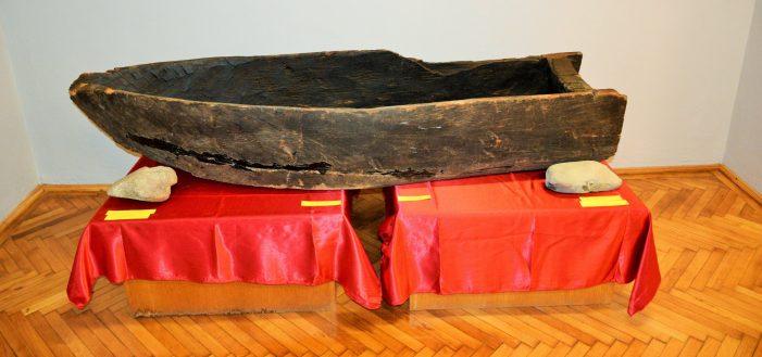 Satmarul pe harta plutasilor de pe Somes. Expozitie itineranta la Muzeul Judetean (Foto)