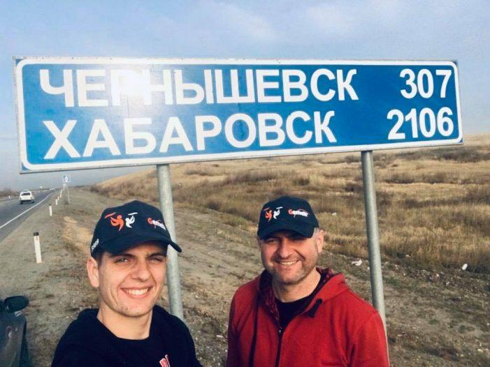 Povestea continua ! Doi satmareni, in inima Siberiei (Fotogalerie)