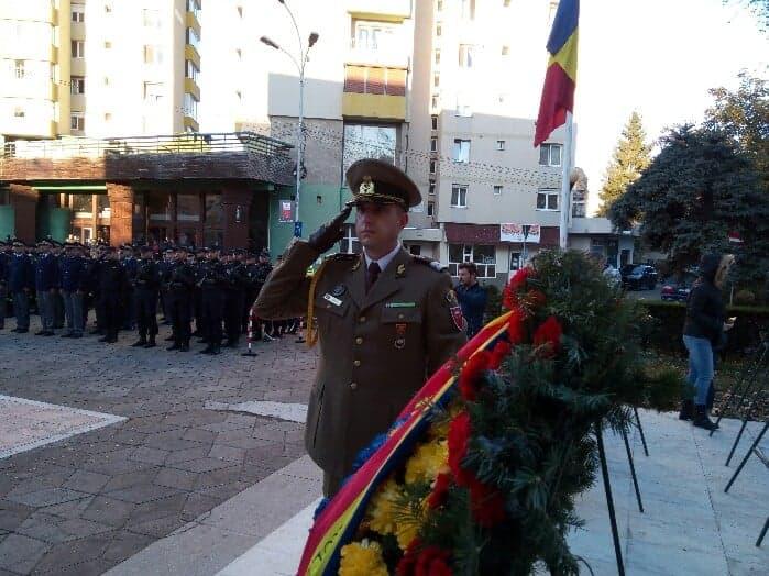 Ziua Armatei Romane, marcata la Satu Mare (Foto)