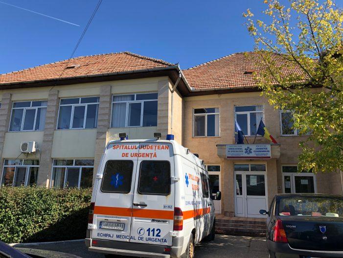 Se pregateste reabilitarea Ambulatoriului din Tasnad. Proiect de peste 10 milioane de lei (Foto)