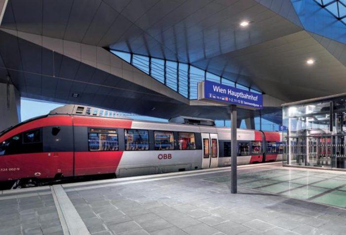 Vom putea merge cu trenul direct la Viena