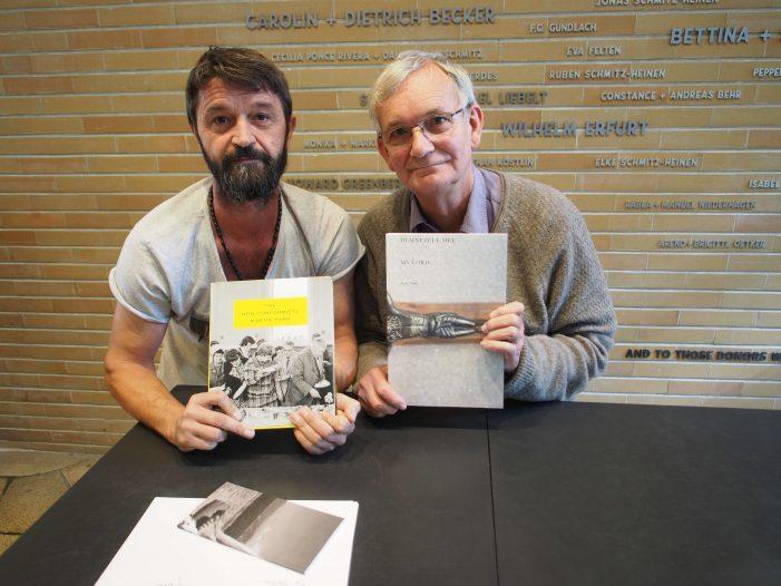 Remus Tiplea, ambasadorul artei. Si-a lansat albumul la Berlin (Foto)