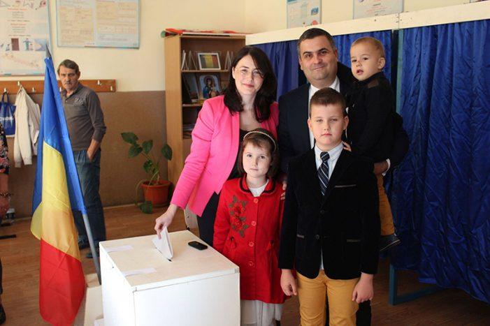Senatorul Gabriel Leș a votat pentru FAMILIE