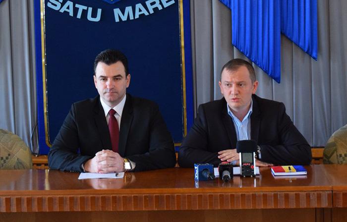 Referendum fără incidente la Satu Mare (6,33 % dintre sătmăreni au votat NU)