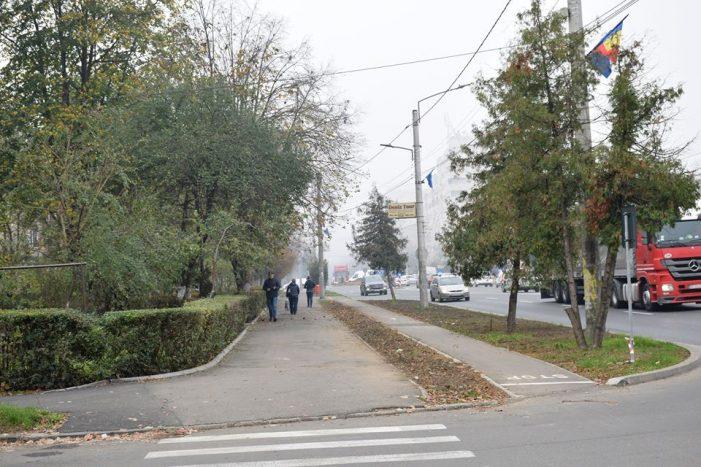 Ce planuri are Primaria pe Drumul Careiului (Foto)