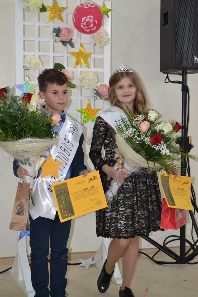Miss și Mister Bobocel 2018. Cine sunt castigatorii (Foto)