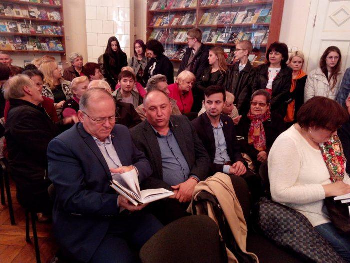 Scriitori sătmăreni prezenți la un Festival Internațional la Ujgorod