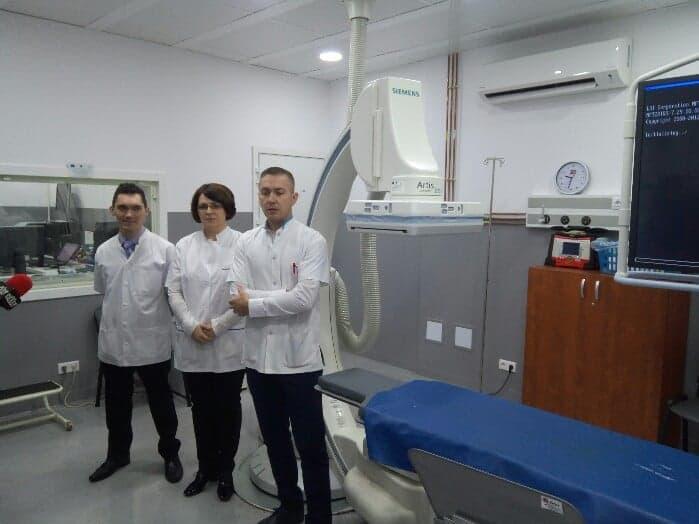 S-au reluat interventiile cu angiograful la Satu Mare