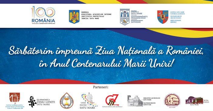 Ziua Nationala a Romaniei, in Anul Centenarului. Program oficial