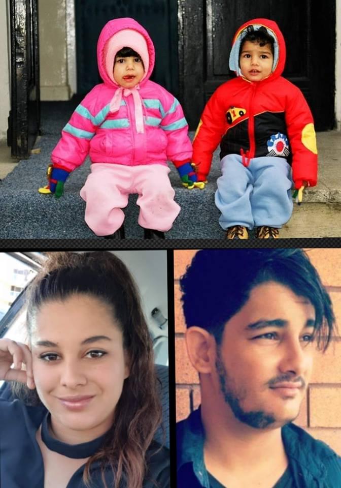 Doi tineri isi cauta parintii. Au fost adoptati de o familie din Australia (Foto)