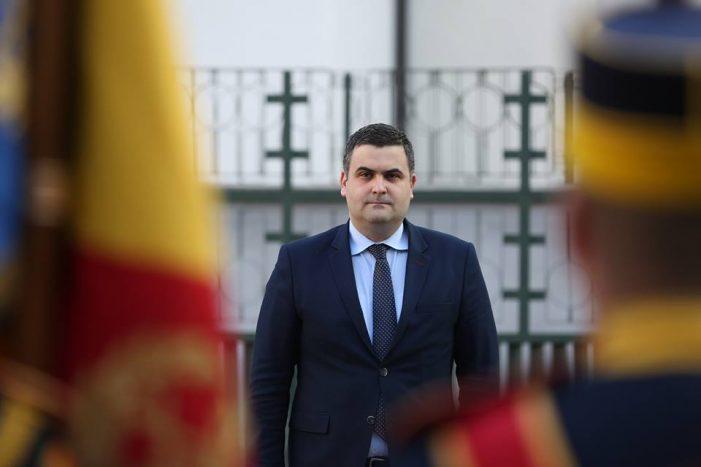 Gabriel Les. Primele declaratii din functia de ministru al Apararii Nationale
