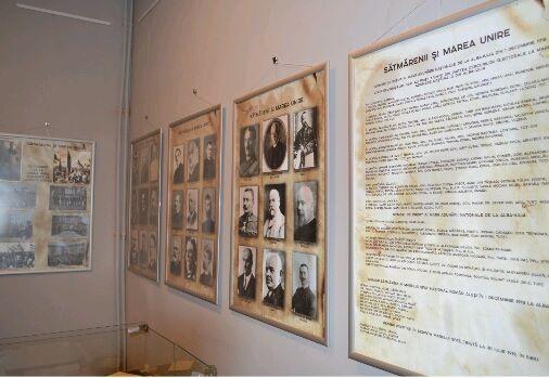 """Expoziția Centenară """"Sătmărenii și Marea Unire"""", prinde contur"""