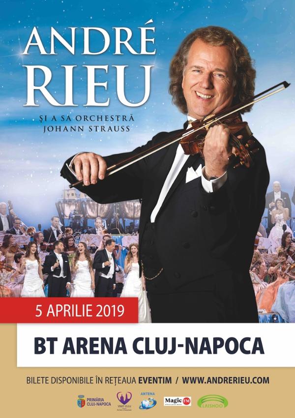 """""""Regele Valsului"""" va concerta in Romania. Cand si unde are loc evenimentul (Foto&video)"""