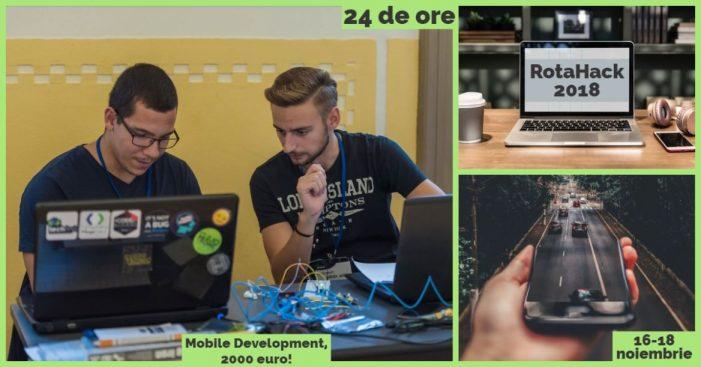 RotaHack 2018: Casa Meșteșugarilor e din nou gazda competiției ! (Foto)