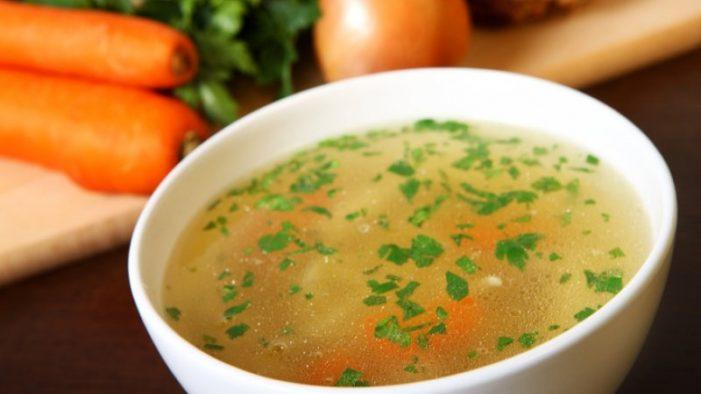 Cum puteți salva supa sărată