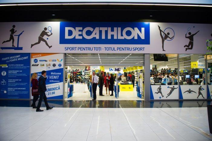 Decathlon deschide noi magazine. Satu Mare pe harta companiei