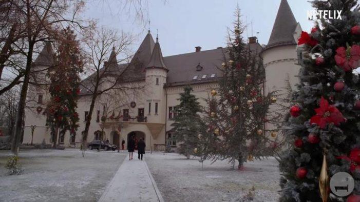 "Filmul ""The Princess Switch"", turnat la Carei, va putea fi vizionat pe Netflix (Video)"