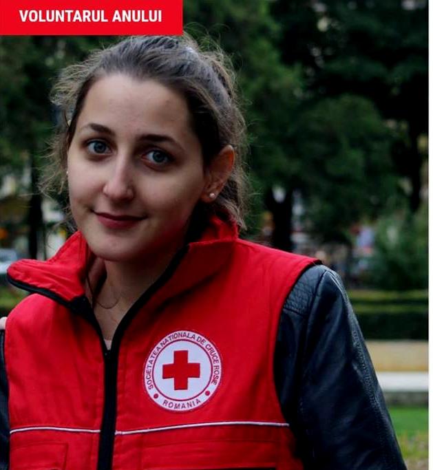 """O eleva de la Eminescu, propusa pentru titlul de """"Voluntarul anului"""". Cine este aceasta (Foto)"""