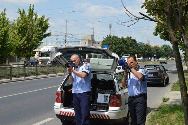 "Mesajul Politiei Romane: ""Nu mai dați flashuri"""